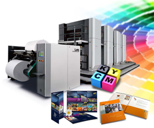 Offset Printing In Bahrain